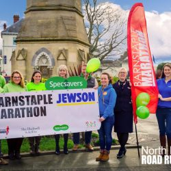 North Devon Road Runners Barnstaple Marathon and Half Marathon