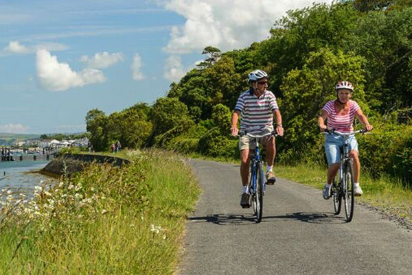 Tarka Trail cycling routes