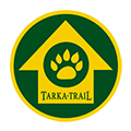 Tarka Trail waymarker sign