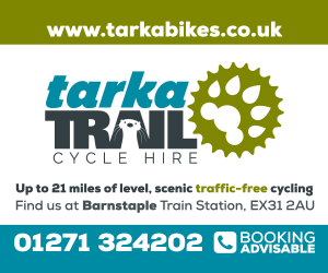 Tarka Trail Cycle Hire