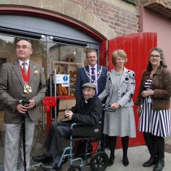 Barsntaple museum extension opens