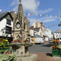 Torrington town square