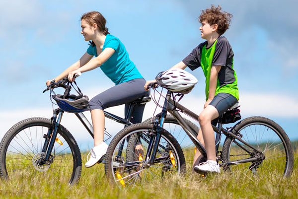 Cycle hire on the Tarka Trail